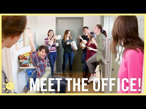 WUM OFFICE | Ep. 1 Meet The Staff!