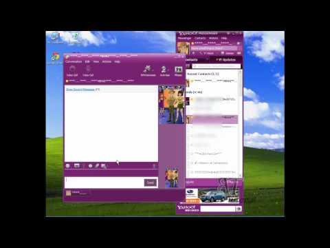 Prezentare Yahoo Messenger 11.5