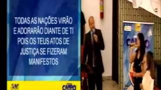PIBNI - Culto Matutino - Louvores, Organização Embaixadores do Rei e Mensagem 30/03/2014