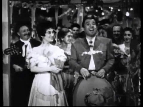 Que me toquen las golondrinas (1957) Miguel Aceves Mejía