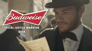 Budweiser's 2017 Super Bowl Commercial Goes Full Social Justice Warrior