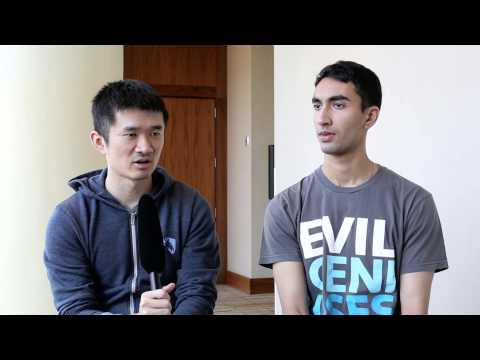 TI4 Interview: UNiVeRsE and Hot_Bid