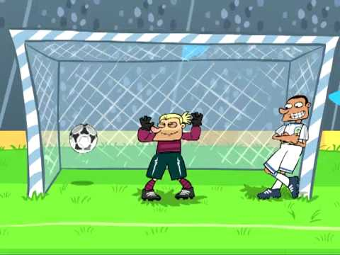 Мультфильм Динамо. Cartoons Soccer in Ukraine. Dynamo.