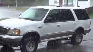 Flash Flooding in Springfield, Oregon