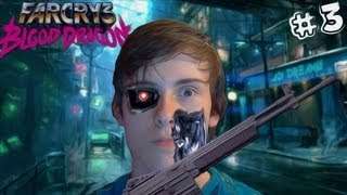 Farcry 3 Blood Dragon: Let's Play - Part 3 - NERD NABBER! Walkthrough Playthrough