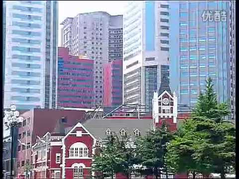 Dalian,Liaoning,China——a fashion and romantic city.flv