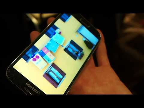 Samsung Galaxy S4: Smart Pause & Smart Scroll