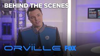 download lagu Seth Macfarlane Explains How The Orville Takes Flight  gratis