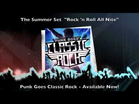The Summer Set - Rock 'n Roll All Nite (KISS cover) from Punk Goes Classic Rock