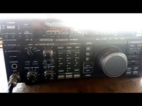 Receiving From Kenwood TS-850 Pt. 1