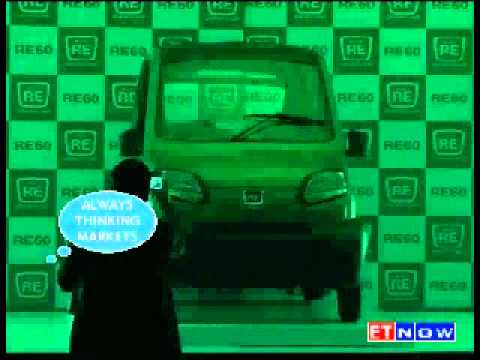 Bajaj RE60 - First Look