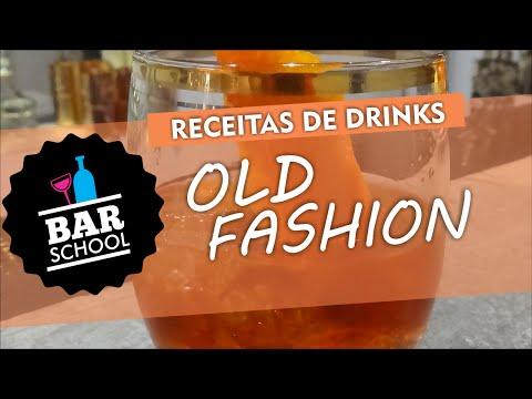 Old Fashion Drink