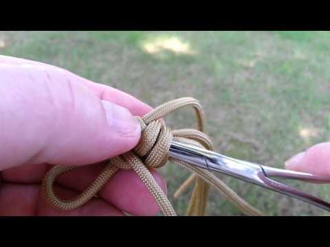 How to tie Dman