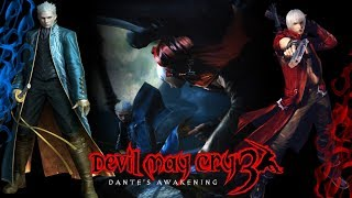 [PS2] Devil May Cry 3