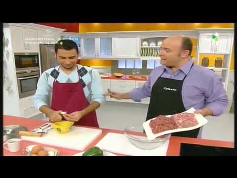 Oliver Perez Cocinando en