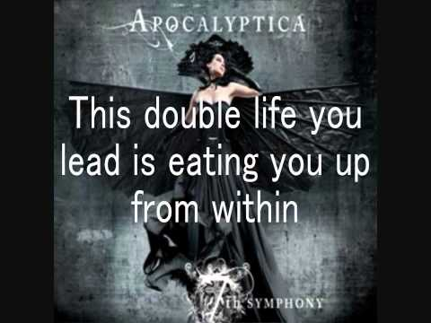 Broken Pieces - Apocalyptica lyrics HD