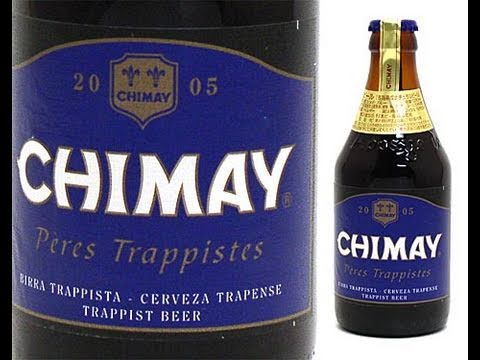 Chimay Grande Reserve (Blue) | Beer Geek Nation Beer Reviews Episode 84