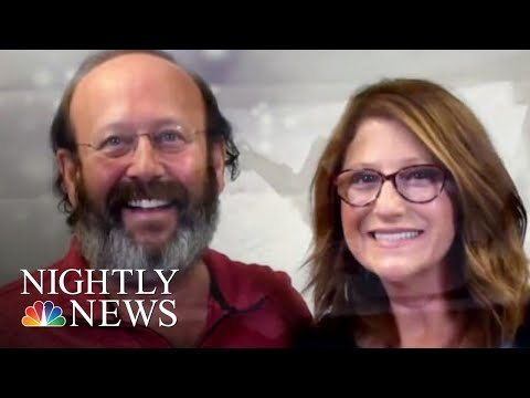 Louisiana Couple Finds Winning Lottery Ticket While Cleaning Their House | NBC Nightly News