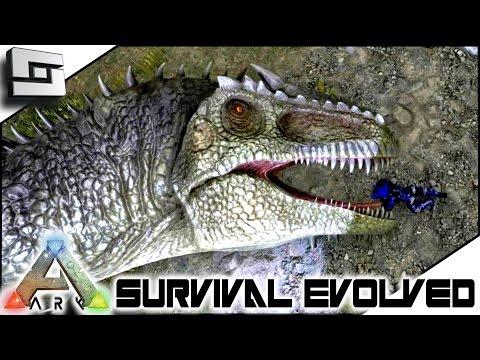 ARK: Survival Evolved   GIGANOTOSAURUS TAMING! S2E66 ( Gameplay ) | Sl1pg8r