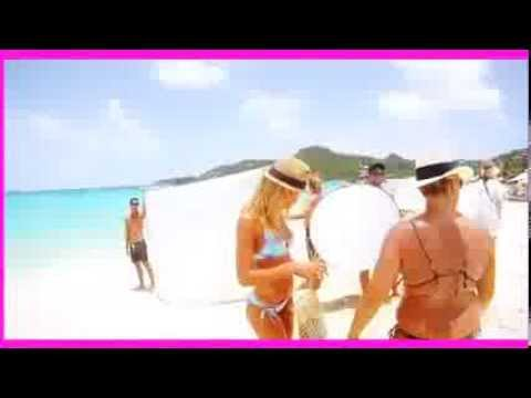 Victoria's Secret Swim Shoot .. St Barts With