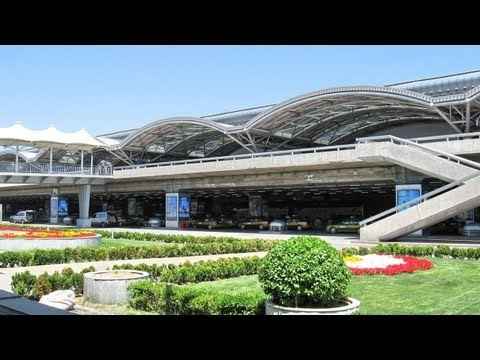 Most Beautiful Beijing International Airport, China