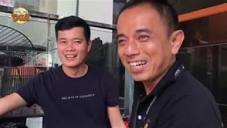 """Khương Dừa lái máy bay anh bảo vệ 47 tuổi và chính thức """"góp gạo thổi cơm chung""""???!!!"""