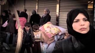 برومو فلسطين تحت المجهر – مخيم اليرموك