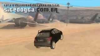 Peugeot 207 Griffe MOD GTA San Andreas