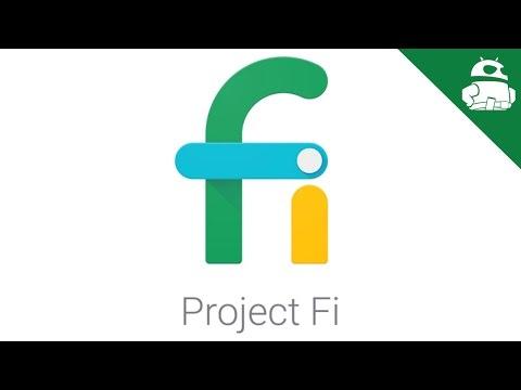 Project Fi - Google's Wireless Service