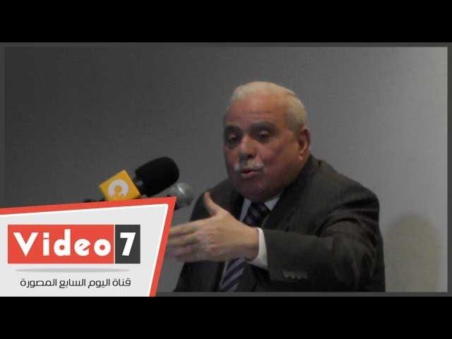"""قدرى أبو حسين لـ""""المواطنين"""": احموا المنشآت العامة من الإرهابيين"""