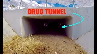 EXPLORING ABANDONED CARTEL TUNNELS!!