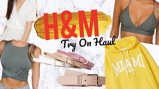 H&M Try On Haul I AnikaTeller