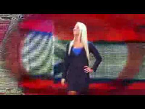 WWE: Tiffany [Taryn Terrell]'s New 2009 Entrance Video Video