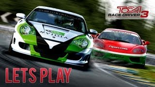 Toca Race Driver 3 Lets Play - Part 1 Back In Action! (HD)