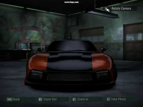 NEED FOR SPEED CARBON - (Tokyo Drift) Mazda RX-7 Veilside