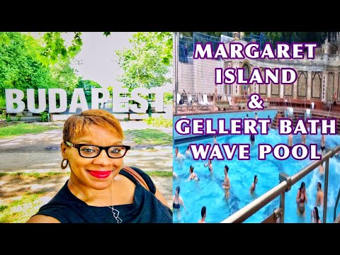 Solo Female Travel | Things To Do in Budapest Hungary| Margaret Island & Gellert Thermal Bath & Spa