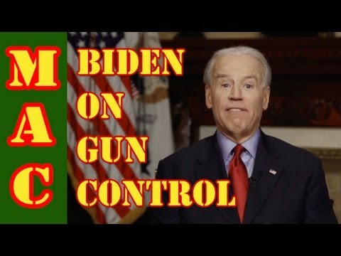 Biden on Gun Control