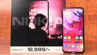 Nokia 6.2 Plus Official First look - Features, Price, Launch Date in India!! Nokia 6.2 Plus