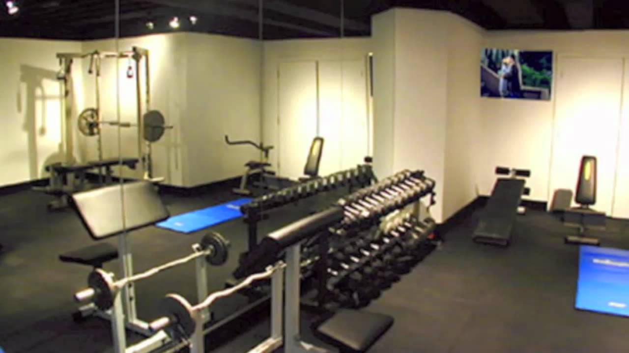 Home Gyms Finished Basements In St Louis Youtube