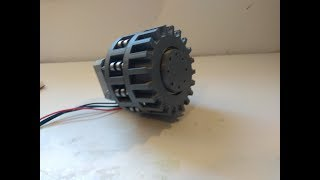 3D printed cycloidal reducer (Second prototype)