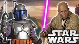 The Reason Mace Windu Regretted Killing Jango Fett - Star Wars Explained