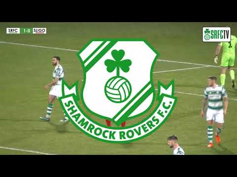 Match Highlights: Shamrock Rovers 3-0 Sligo Rovers, Tallaght Stadium, 15th March 2019