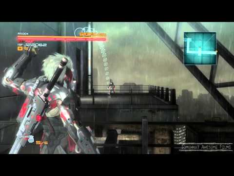 Metal Gear Rising Revengeance All Humanoid Dwarf Gekko Locations Tearing Away the Disguise