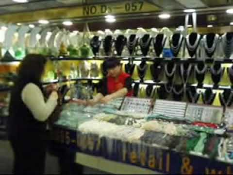 Shopping Beijing China's great Tourist Areas - Silk Street Market