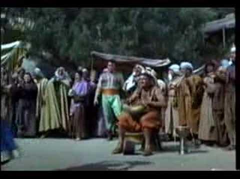 Jack Costanzo MrBongo in Elviss Harum Scarum movie