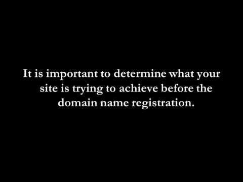0 Registration of domain name: Things you MUST care before register domain names