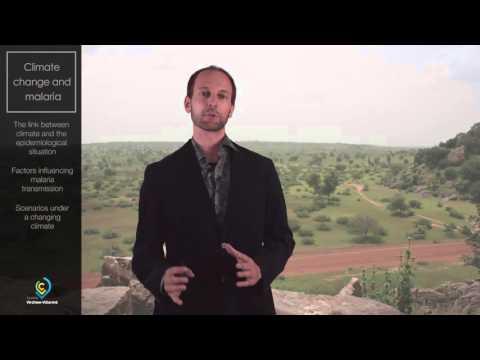 Climate change and malaria presentation