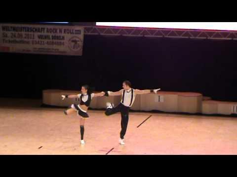 Jacek Tarczylo & Anna Miadzielec - World Masters Döbeln 2011