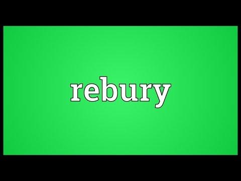 Header of rebury