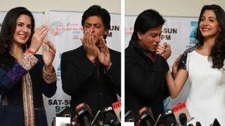 Shahrukh Khan Sings Qawwali For Katrina & Anushka